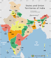 Blank India Map With State Boundaries by Map Of India You Can See A Map Of Many Places On The List On The