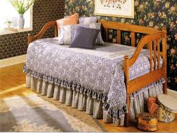 Wood Daybed Frame Rustic Wood Daybed Ideas Best Home Designs Daybeds With Trundle