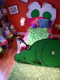dr seuss themed kids room ideas design dazzle
