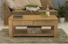 Light Oak Coffee Tables by Beautiful Coffee Tables Oak For Home Interior Design Ideas