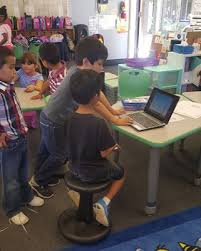 quest receives grant for wiggle chairs springs charter schools