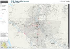 baghdad world map iraq baghdad governorate reference map as of april 2016 iraq