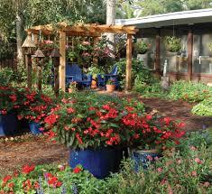 Landscape Flower Garden by Flower Gardens Pamela Crawford