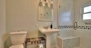 Bathroom Remodel San Jose by Transitional Bathroom Remodel San Jose Ca Acton Construction
