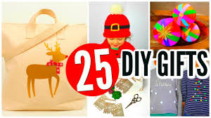 Cheap Homemade Christmas Gifts by 25 Diy Christmas Gift Ideas Easy U0026 Cheap Gifts Youtube