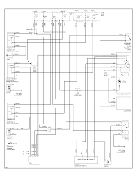 2002 mazda protege ignition wiring diagram ignition wiring