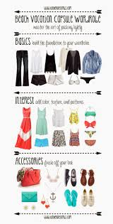California travel outfits images The litter box beach vacation capsule wardrobe fashion style jpg