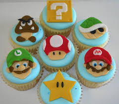 mario cake toppers mario cookie and cupcake toppers my would these