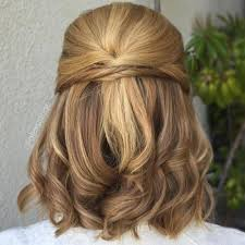 partial updos for medium length hair emejing gorgeous hairstyles for medium hair images styles