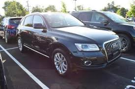 does audi q5 require premium gas used audi q5 for sale in baltimore md edmunds