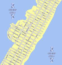 lbi maps section 3 beach haven long beach island nj