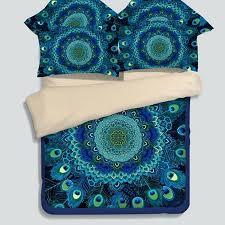 Bohemian Style Comforters Turquoise Duvet Cover Twin Custom For Emilie 2 Bedding Duvet