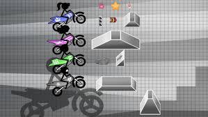 doodle bike moto games hard mania vector unblock