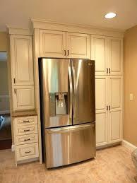 over refrigerator cabinet lowes refrigerator cabinet surround cabinet over refrigerator a gorgeous
