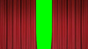 Theater Drape Theater Curtains Small Stage With Red Velvet Theater Curtains