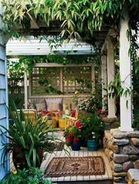 How To Make Backyard More Private A Cottage Small On Space And Big On Design Savvy Backyard
