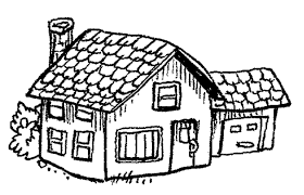 joyous house coloring house coloring image 3 ppinews