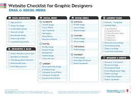 website checklist template eliolera com