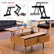 2pcs lift up top coffee table lifting frame fitting furniture