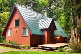 best a frame cabin rentals in washington