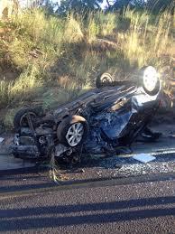 major car accident at mabalel turn off lowvelder