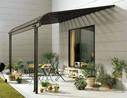 Small Awning Over Back Door Copper Front Porch Awnings Diy Front Porch Awnings How To Build