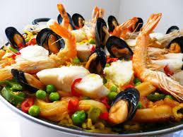 cuisiner une paella paella la recette facile par toqués 2 cuisine