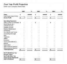 Project Profit And Loss Template Excel Profit And Loss Profit And Loss Template