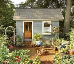 Cottage Home Decorating Ideas Home Decorating Ideas Vintage Garden Shed In The Cottage Garden