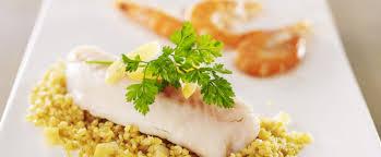 cuisiner le lieu jaune recette de lieu boulgour au citron confit
