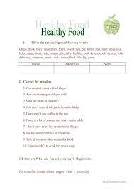 free worksheets printable health worksheets free math