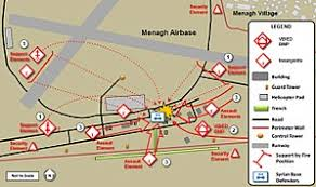 siege air siege of menagh air base