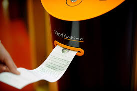 Dispense Ikea by French Vending Machines Dispense Short Stories