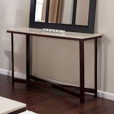Sofa Table Carmine Console Table Hayneedle