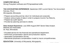 Tax Accountant Resume Sample by Data Entry Cover Letter Resumedoc