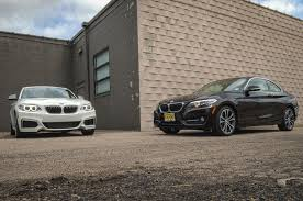 228i bmw 2014 bmw m235i how does the bmw 228i compare