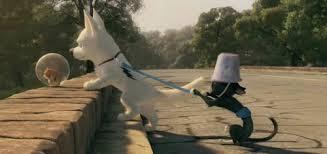 disney releases bolt movie trailer