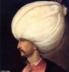 Ottoman Ruler Suleiman The Magnificent Of The Ottoman Empire S Lost Found