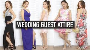 what to wear for a wedding what to wear to a wedding wedding guest attire