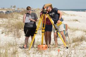 uwf students work to map coastal grid wuwf
