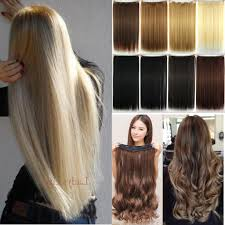 real hair xtensions