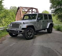 jeep wrangler unlimited grey this week u0027s review vehicle is the 2016 jeep wrangler sahara