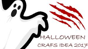 Creative Halloween Craft Ideas 3 Easy U0026 Quick Halloween Paper Craft Ideas For Kids 2017 How To