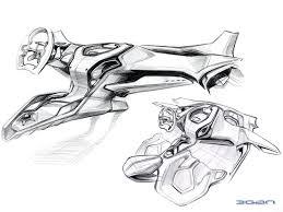 ford iosis max concept interior design sketch sketch pinterest