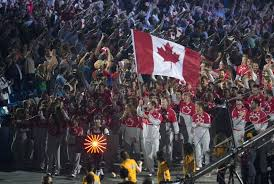 Pan American Flag Pan Am Games Opening Ceremony An Extravaganza Toronto Star