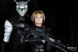 Ex Machina Meaning by Briareos U0026 Deunan From Appleseed Ex Machina By Alea On Cosplay It