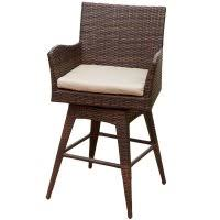 Outdoor Swivel Bar Stool Outdoor Bar Stools Walmart