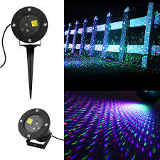 Christmas Laser Light Projector by Outdoor Rgb Firefly Laser Projector Landscape Light Led Garden