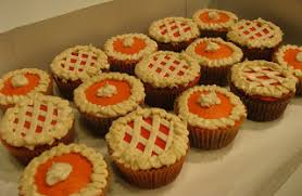 sugar swings serve some some thanksgiving pie cupcakes