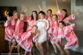 bridesmaid satin robes personalized bridesmaid satin and lace robe bridesmaid robe